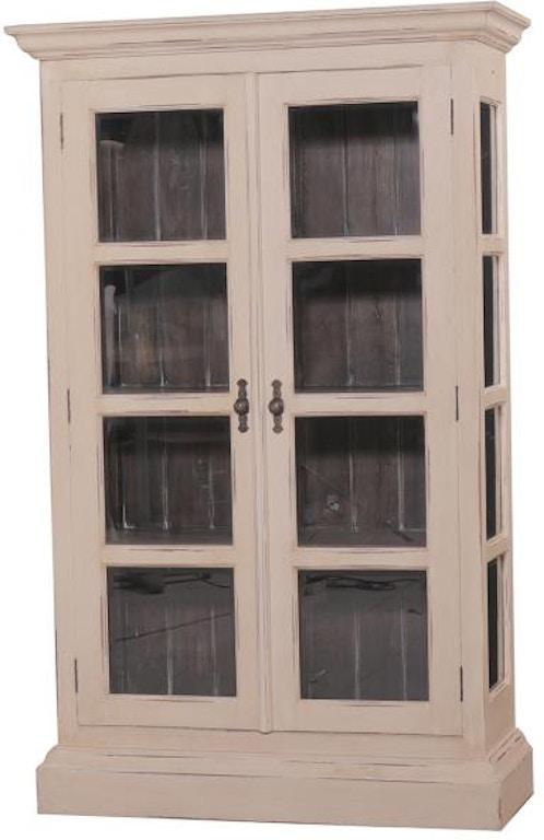 Bramble Ashton 2 Door Display Cabinet 23681