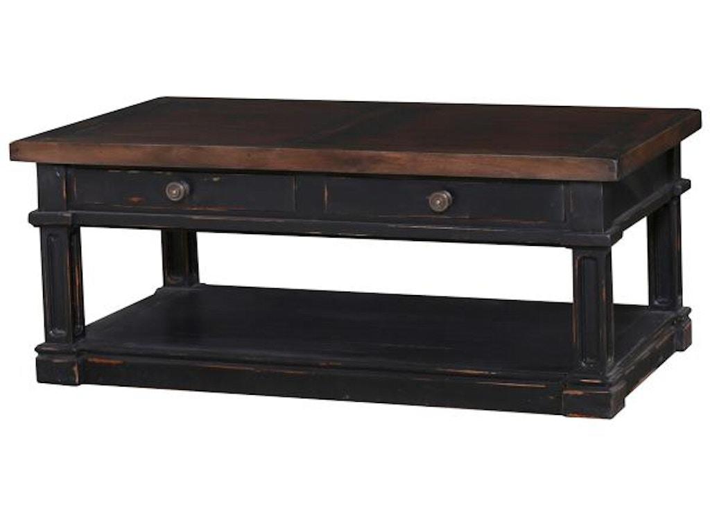 Bramble Living Room Roosevelt Coffee Table 23857 Eastern