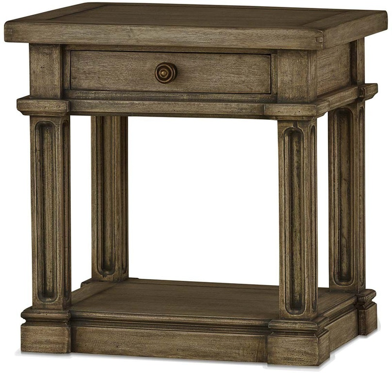 Bramble Living Room Roosevelt Lamp Table 23871 Weinbergers
