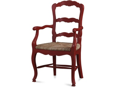 Bramble Dining Room Provincial Arm Dining Chair 23884 North