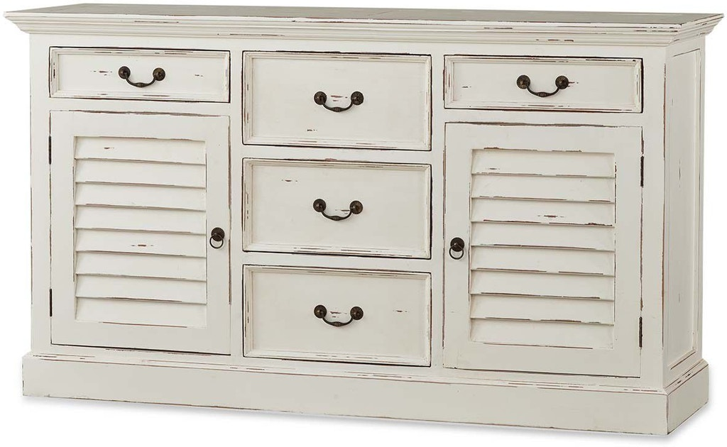 Shutter Chest With 5 Drawers 23932