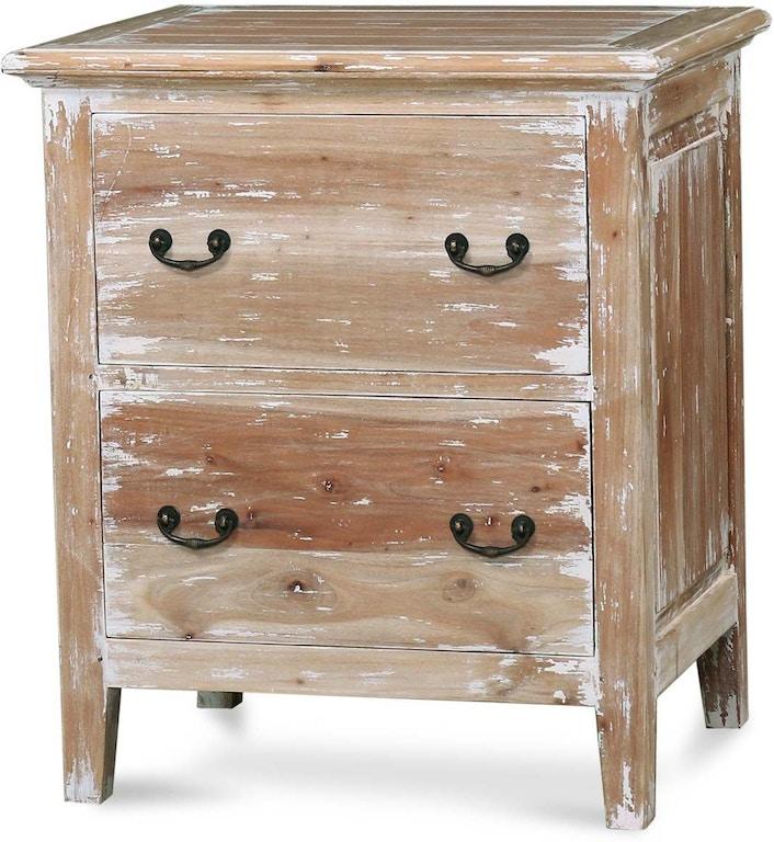 Bramble Bedroom Aries Nightstand Cabinet 24170