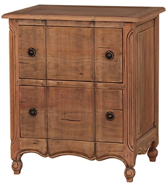 Bramble Bedroom Provence Nightstand Cabinet Malouf