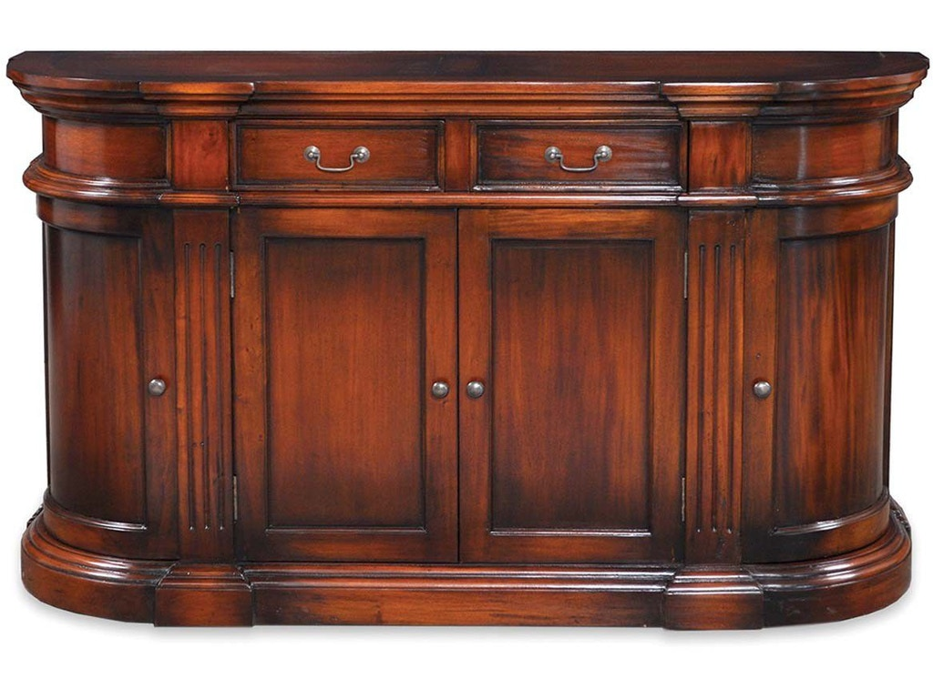 bramble dining room roosevelt oval sideboard 24269 j bradwell 39 s lahaska pa. Black Bedroom Furniture Sets. Home Design Ideas