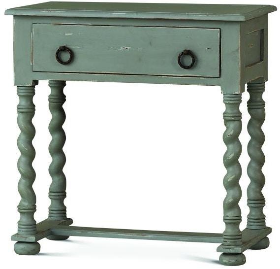 Bramble Living Room Regency Side Table 24572 Eastern