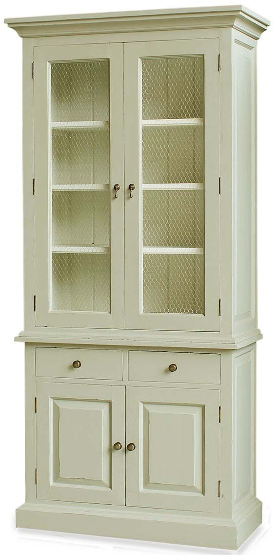 Bramble Living Room Cape Cod Cabinet With Doors 25403