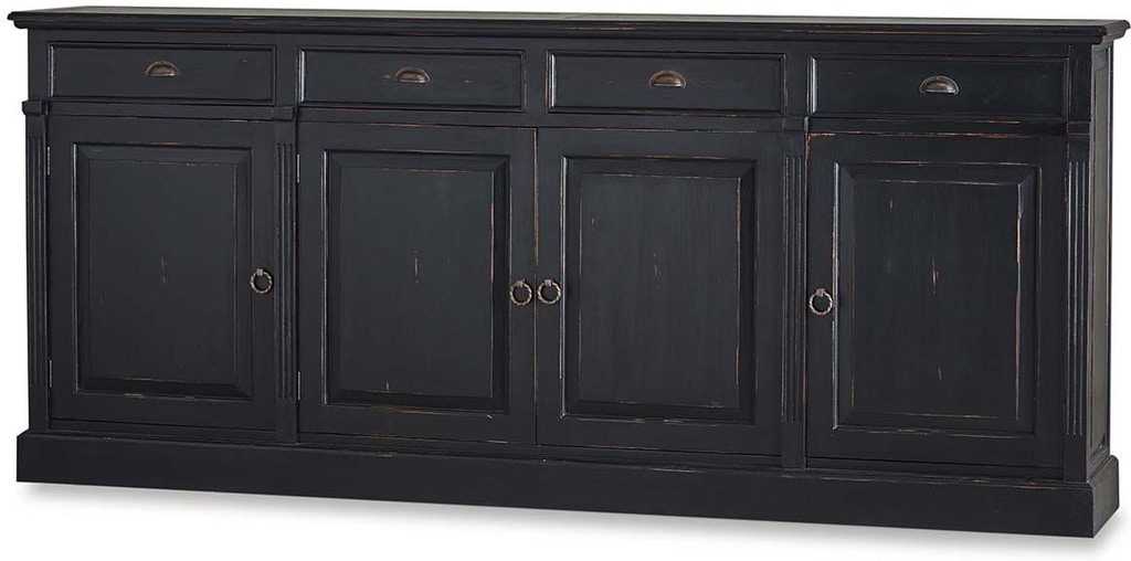 Bramble Dining Room Hudson 4 Door Sideboard 25449 High