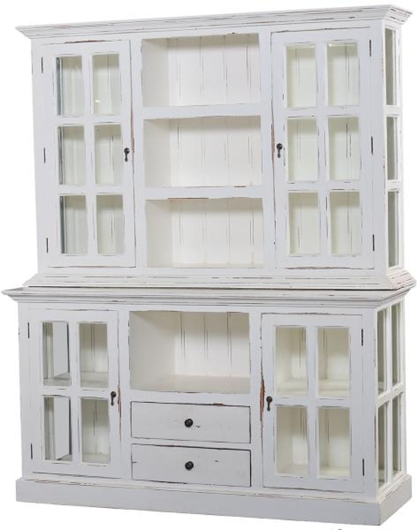 Bramble Dining Room Cape Cod Kitchen Cabinet 25685 - Indian River ...