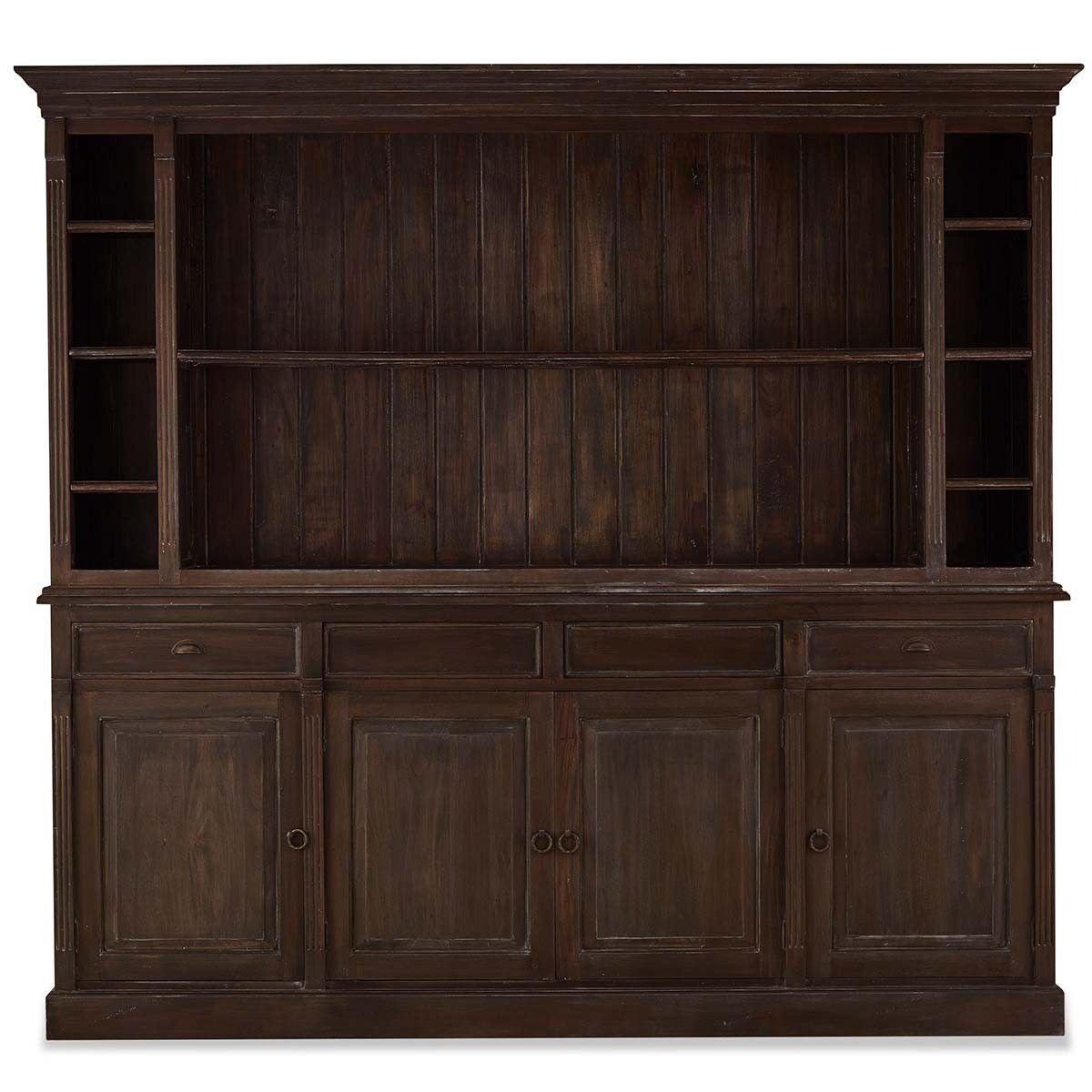 Bramble Hudson Open Media Cabinet 25768