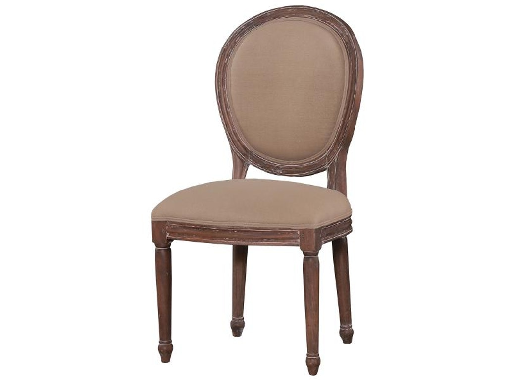 Bramble Dining Room Tulip Chair Without Flutted Leg 25938 Seaside Furniture Toms