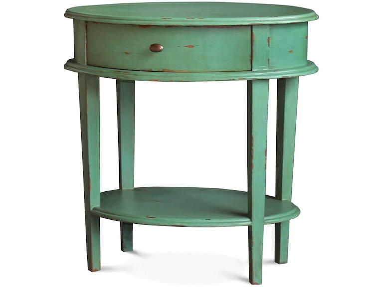 Bramble Living Room Art Nouveau Oval Table 25963 At J Bradwell S