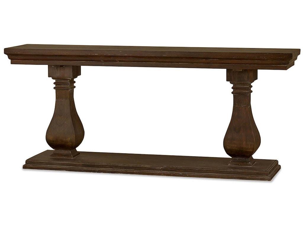 Jonas Brothers Texas Home Stunning Rustic Living Room: Bramble Living Room Bayside Console 26078