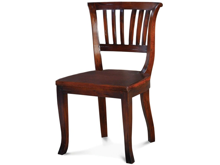 Bramble Dining Room Manchester Dining Chair With Wooden Seat 26160