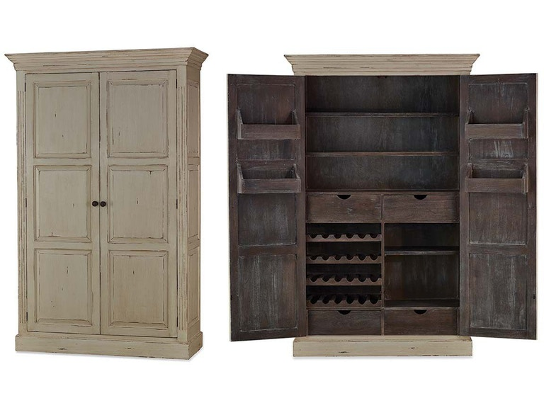 Bramble Dining Room Sonoma Cupboard 26307 At Silk Greenery Home Store