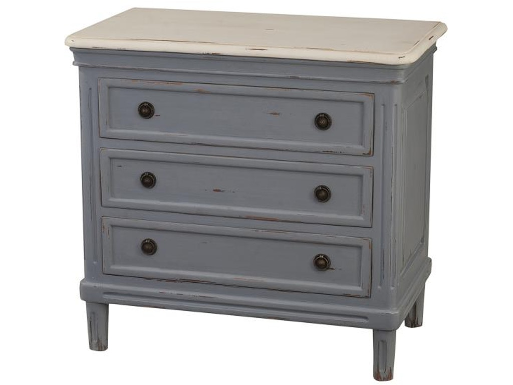 bramble bedroom hayward 3 drawer dresser small 26494 j 19829 | 26494msepew trim color fit fill bg ffffff w 1024 h 768