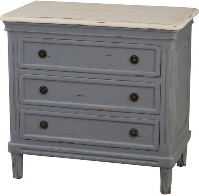 Bramble Hayward 3 Drawer Dresser Small 26494