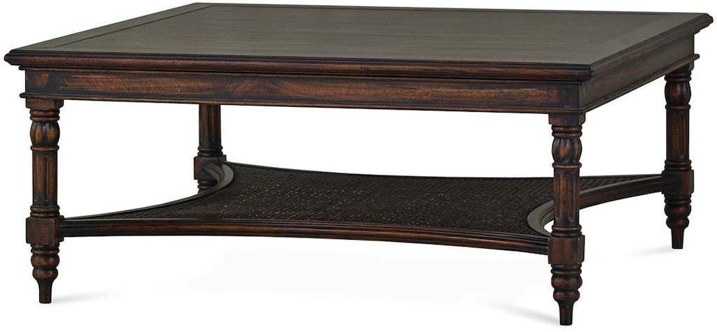 Living Room Montego Square Coffee Table 26625 Swann S