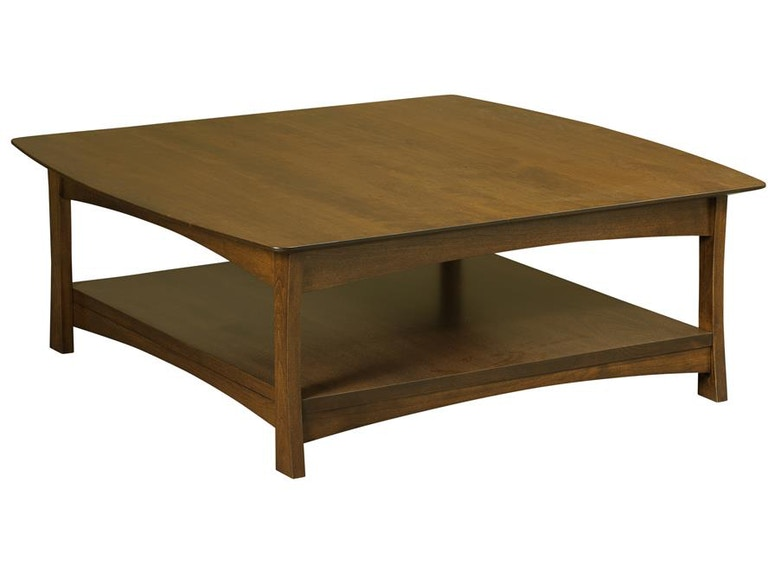 Borkholder Furniture Manhattan Square Coffee Table 38 2504x