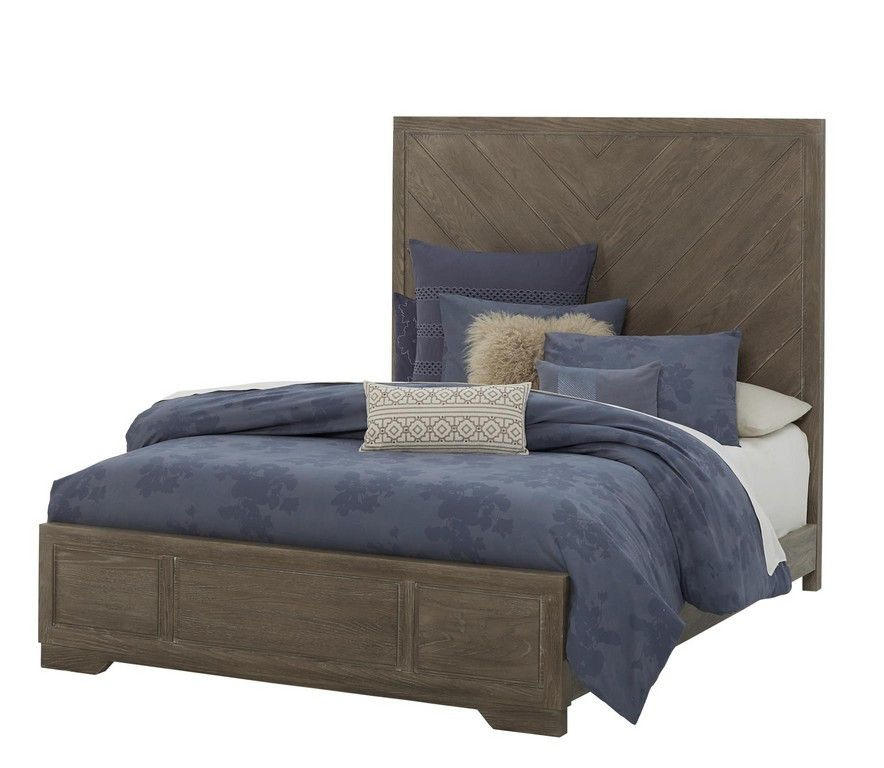 Borkholder Furniture Madera Panel Bed 49 1502QXX
