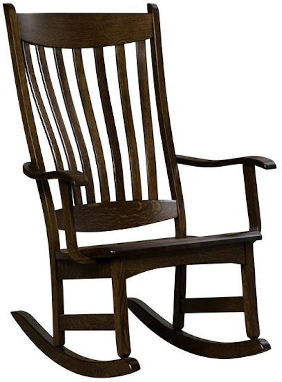 Strange Benton Sams Rocker Nc 2202Xxx By Borkholder Furniture Machost Co Dining Chair Design Ideas Machostcouk