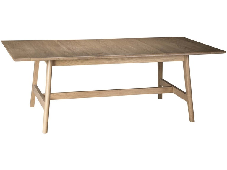 Gat Creek Dining Room Waldon 42 X 84 Extension Table With One 24 Leaf 81682 At Rider Furniture