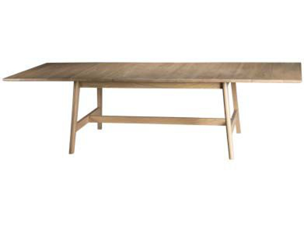 Gat Creek Dining Room Waldon 42 X 84 Extension Table With