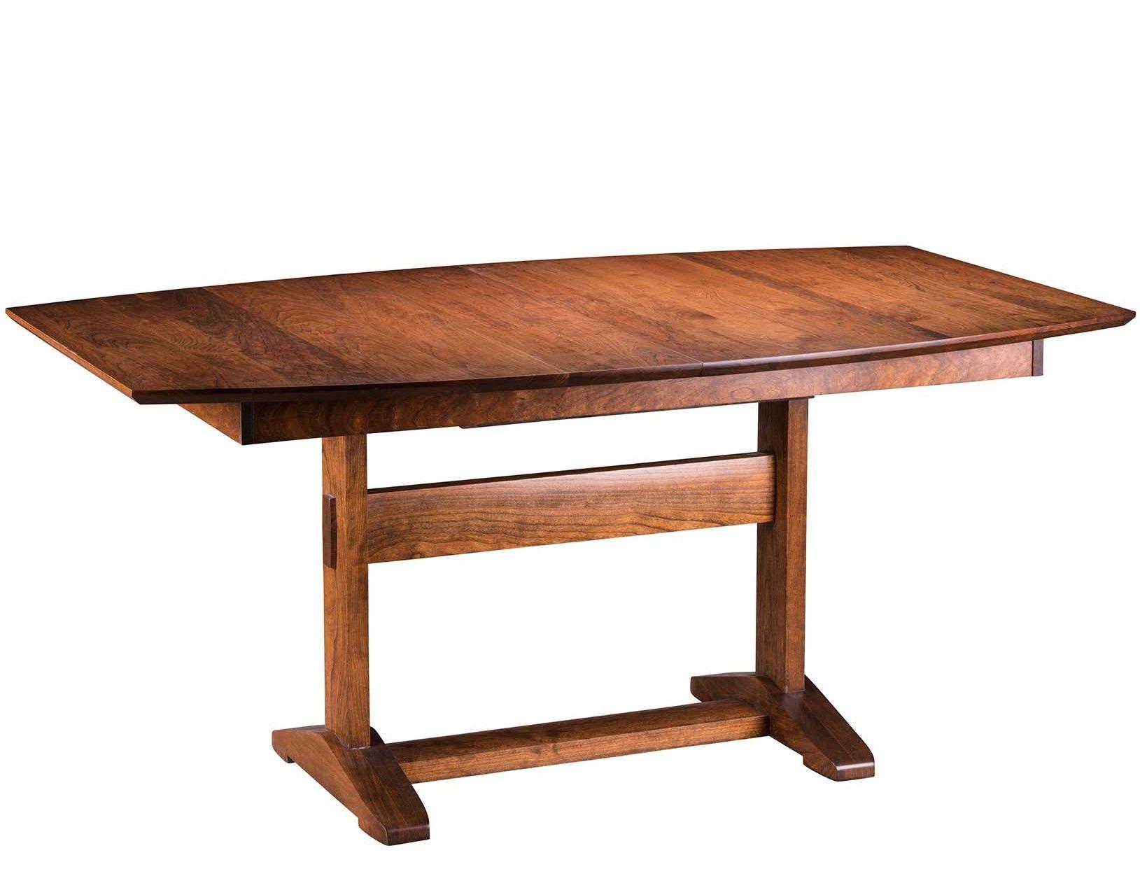Gat Creek Clark Table With One 24u0027u0027 Butterfly Leaf 81683