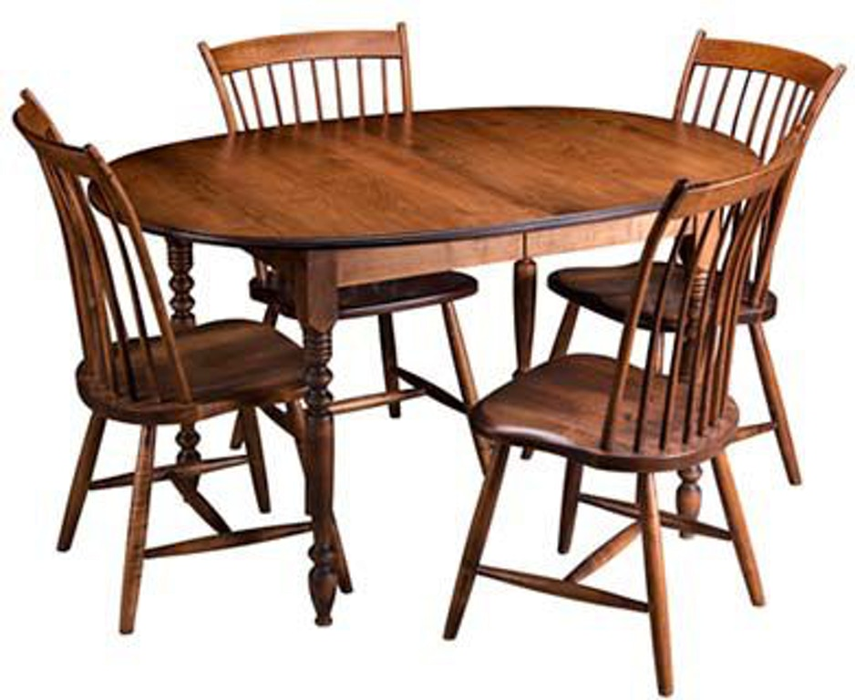 Gat Creek Dining Room Kailey Table With One 18 Leaf