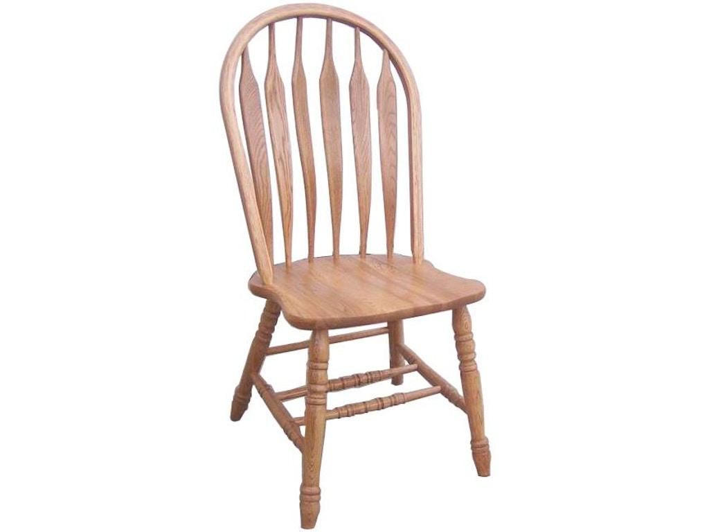 Superb Tennessee Enterprises Dining Room Colonial Windsor Blowback Machost Co Dining Chair Design Ideas Machostcouk
