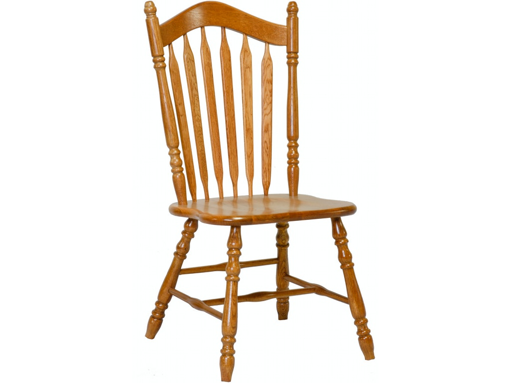 Tennessee Enterprises Dining Room Homestead Side Chair