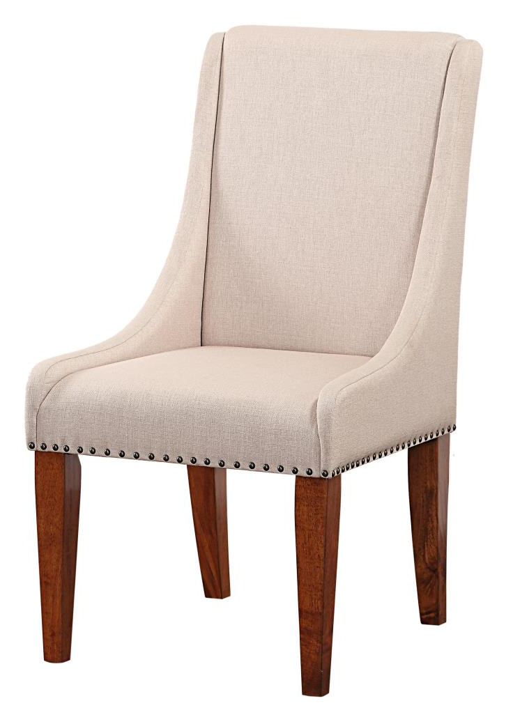 Tennessee Enterprises Dining Room Smart Buy Upholstery Chair Sb010tb