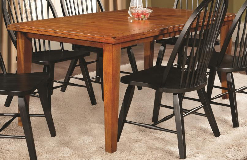 ... Furniture House Carrollton Ga By Tennessee Enterprises Dining Room St  Michael Leg Table ...