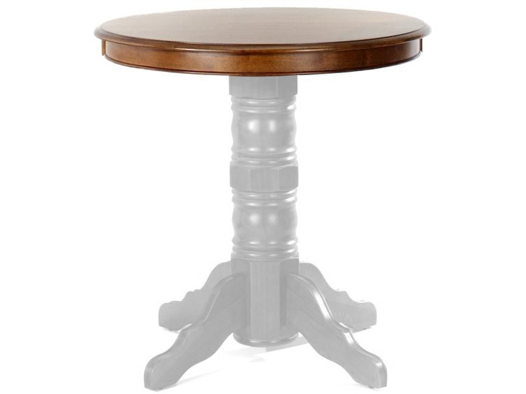 Tennessee Enterprises Dining Room St Michael 36 Inches Round Table