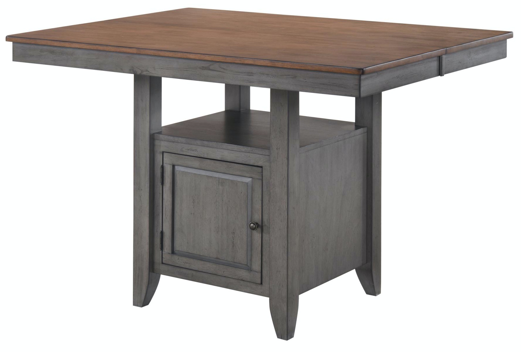 Dining Room Table With Storage Base