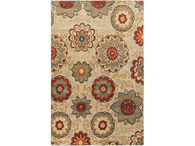 Surya Floor Coverings Arabesque Rug