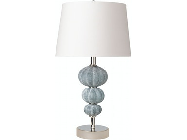 Surya Abbey 13 x 13 x 23 Table Lamp ABY-100