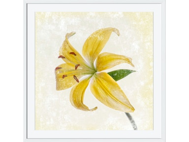 Surya Yellow Lily - Wall Art AI269A-001