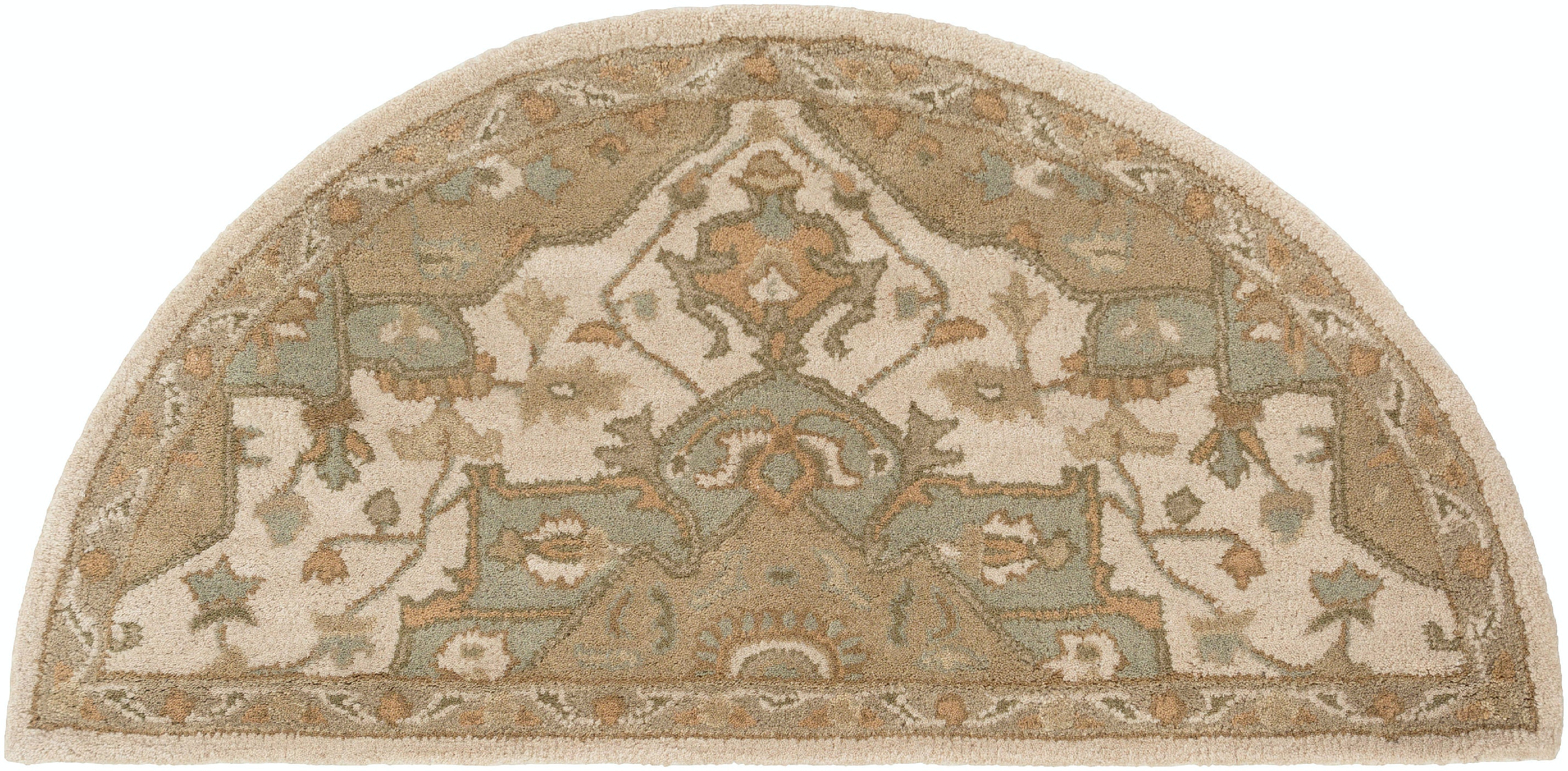 Surya Floor Coverings Caesar 2 X 4 Hearth Area Rug Cae1143 24hm