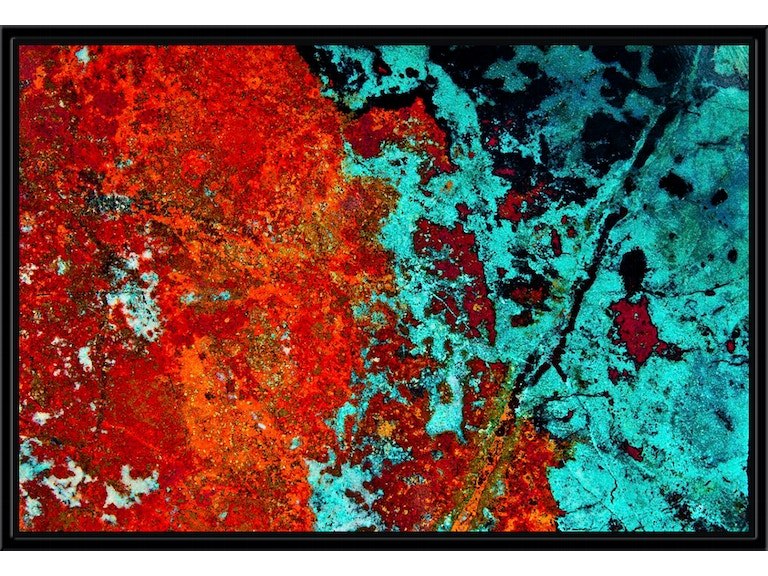 Surya Accessories Red Sea Wall Art Eh131a 001 At Bacons Furniture
