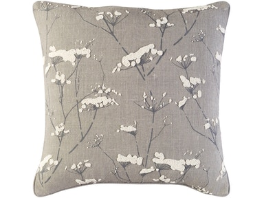 Surya Enchanted 18 x 18 x 4 Throw Pillow EN004-1818D