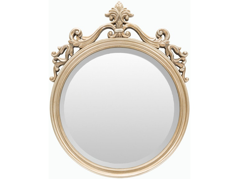 Surya Accessories England 25 X 19 5 X 1 Mirror Eng 7600