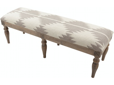 Surya Surya Furniture 59 x 18 x 19 Bench FL-1175