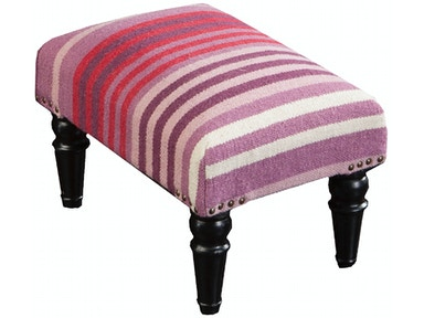 Surya Surya Furniture 12 x 12 x 18 Foot Stool