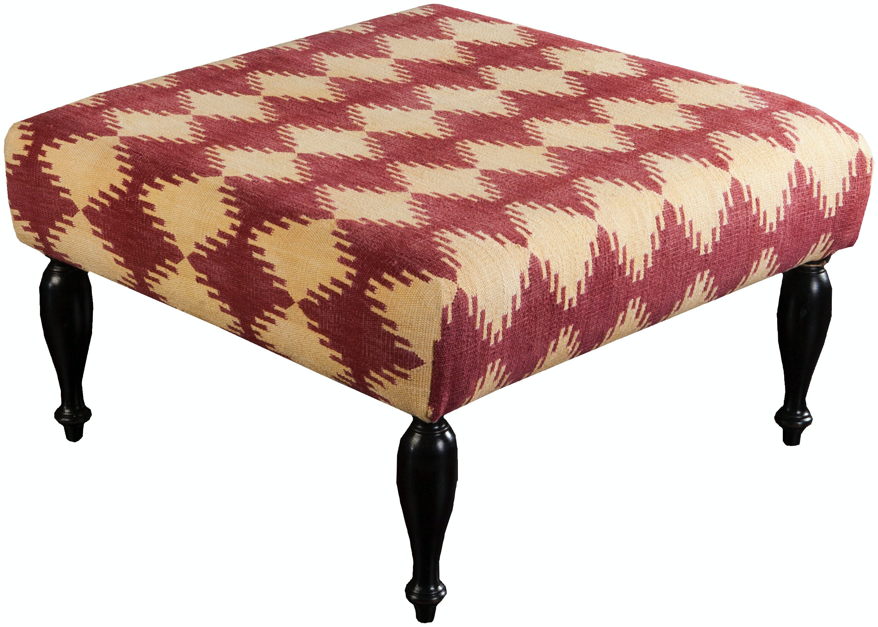 Surya Furniture 32 X 32 X 18 Ottoman FL1015 808045