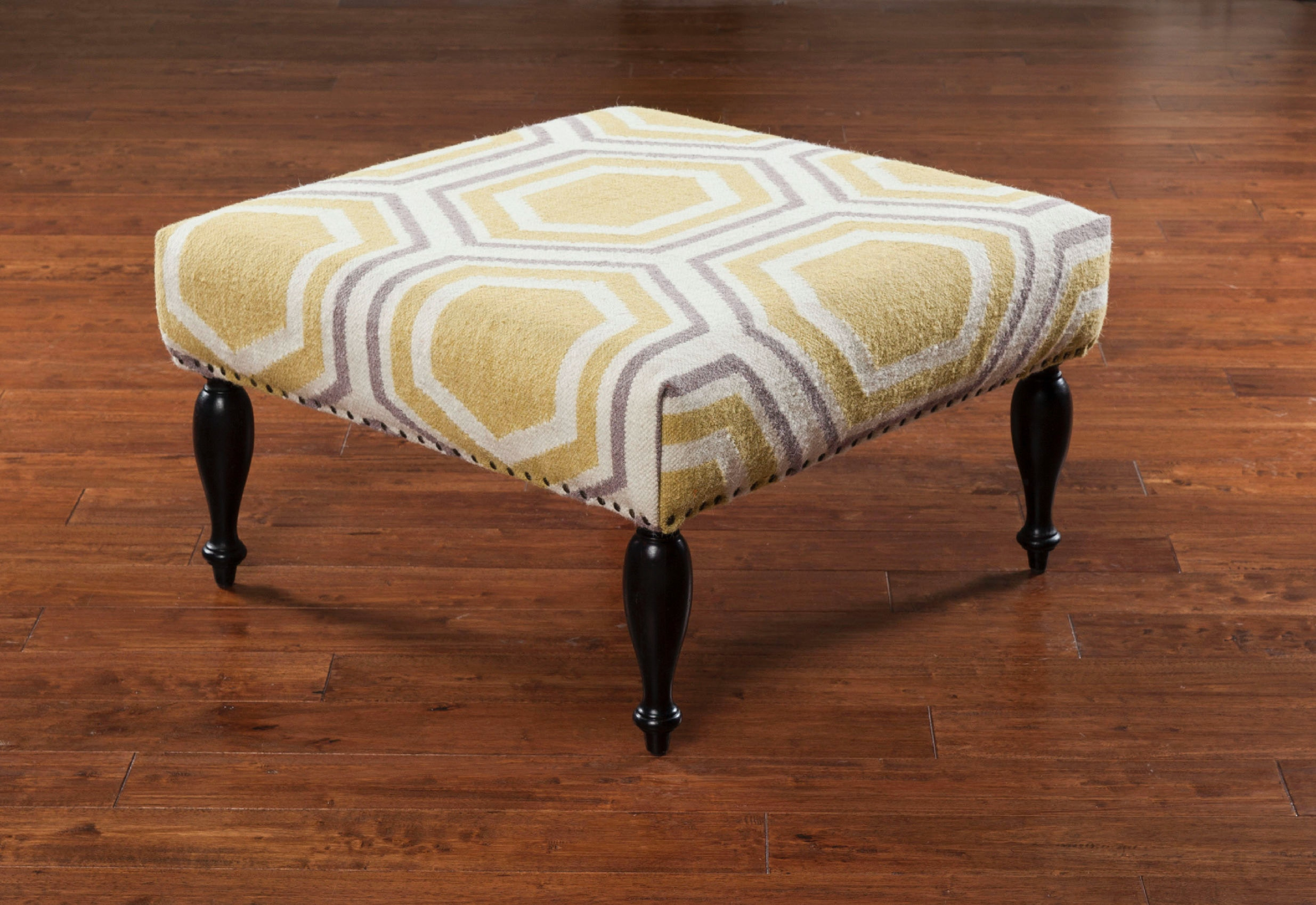 Surya Furniture 32 X 32 X 18 Ottoman FL1020 808045