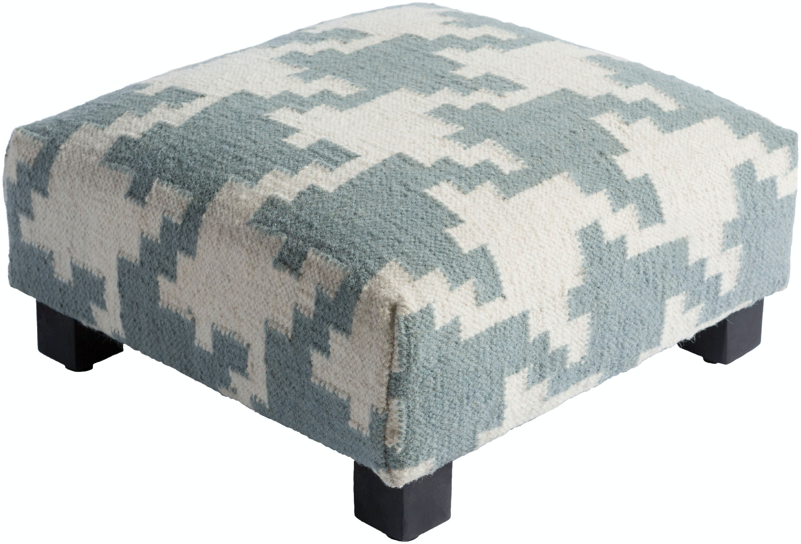 Surya Furniture 18.8 X 18.8 X 9.2 Foot Stool FL1168 474723