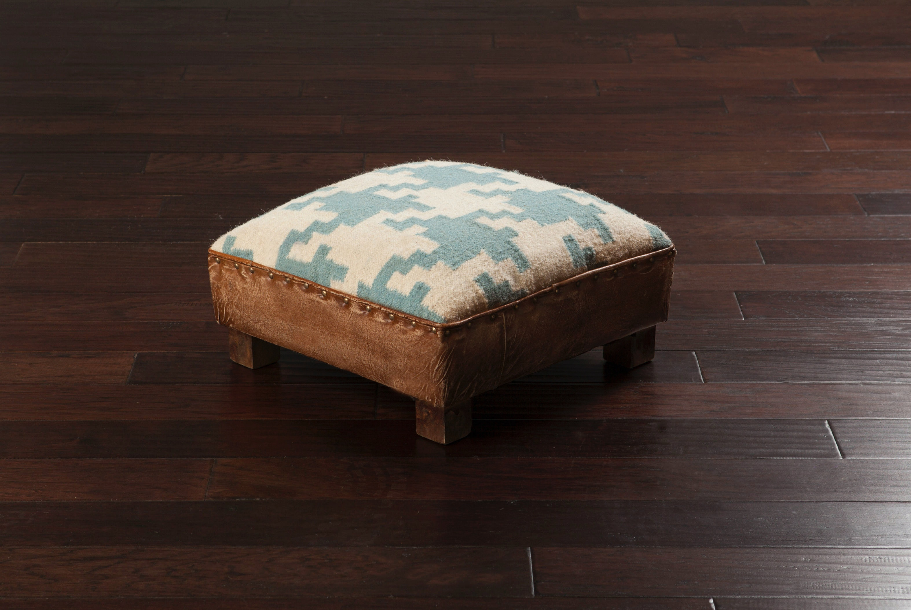 Surya Furniture 18.8 X 18.8 X 9.2 Foot Stool FL1174 474723