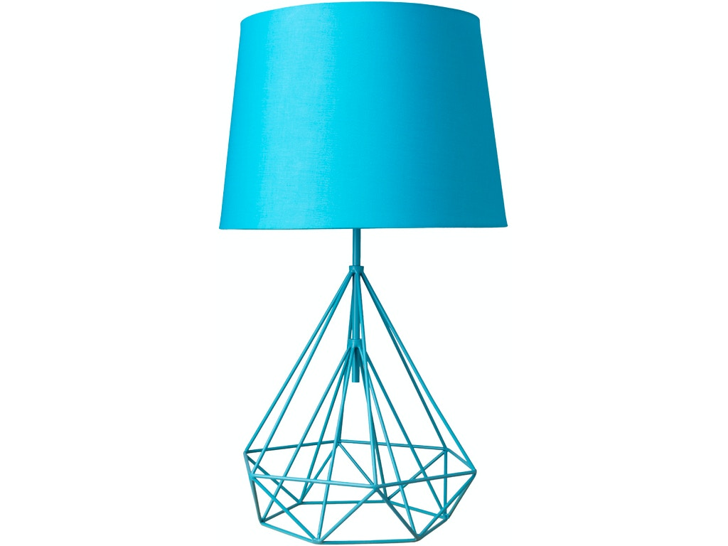 Surya Lamps And Lighting Fuller 29 X 17 X 17 Table Lamp