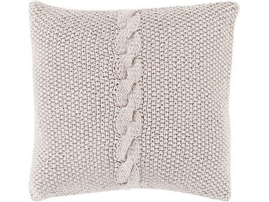 Surya Genevieve 18 x 18 x 4 Throw Pillow GN002-1818D