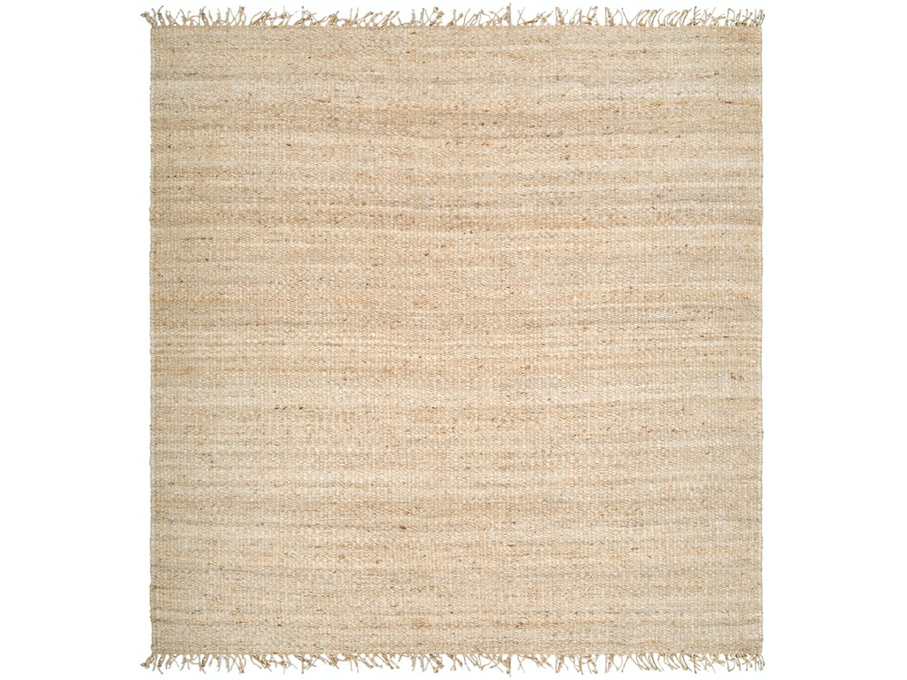 These Rugs Are Reversible And Offer Functionality Simple Beauty Jute Bleached 8 Square Rug Juite 8sq Cream Surya